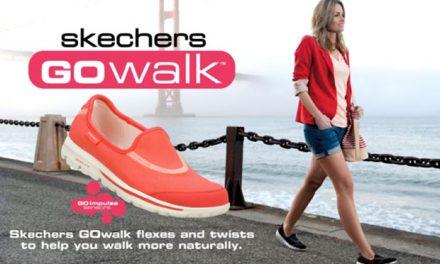 GOwalk de Skechers: nueva colección primavera-verano 2013