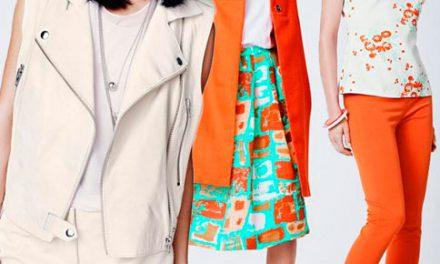 H&M Woman colección primavera verano 2012