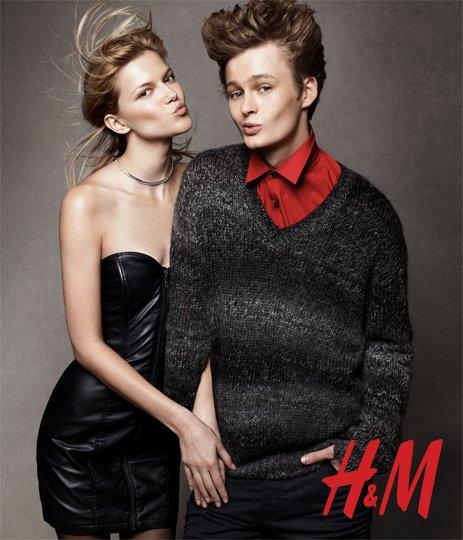 H&M: Colección Fiestas 2010