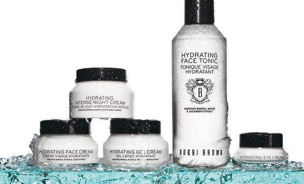 Bobbi Brown: Hidrating Skin, una inyección de agua para la piel