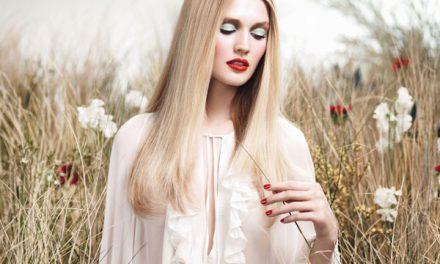 Instant Bucolique, la colección para esta primavera de Givenchy
