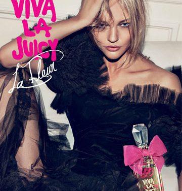 Juicy Couture presenta Viva La Juicy La Fleur