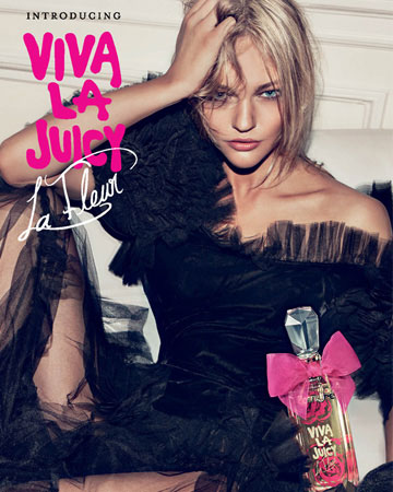 Juicy Couture presenta Viva La Juicy La Fleur