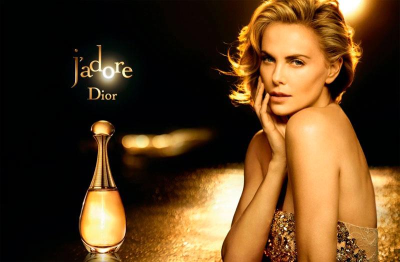 J'adore Huile Divine Rose De Grasse, un baño de oro de Dior