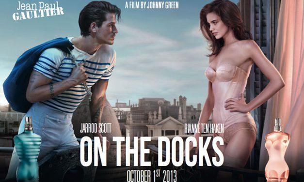 Jean Paul Gaultier, On the Docks, una nueva aventura con Le Male y Classique
