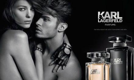 Karl Lagerfeld nos presenta un dúo de fragancias, una para él y otra para ella
