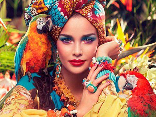 Life In Rio es la colección de maquillaje de KIKO para el verano