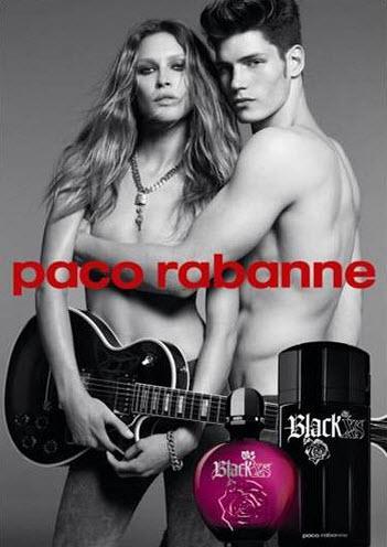 La fragancia Black XS de Paco Rabanne inicia con el grupo Sidecars su gira 2010