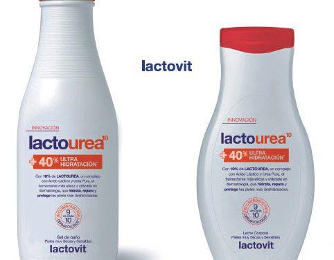 Lactourea 10: La hidratación máxima para tu piel de Lactovit