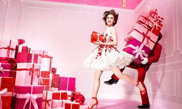 """París """"En Rôse"""", es la colección de maquillaje de Lancôme para esta Navidad"""