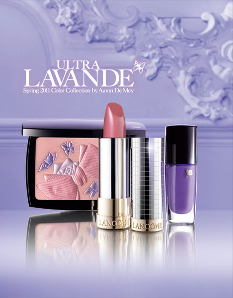 Lancome Ultra Lavande: colección primavera 2011