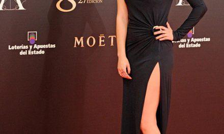 Las mejor vestidas de los Premios Goya