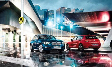 Llega el nuevo BMW Serie 1