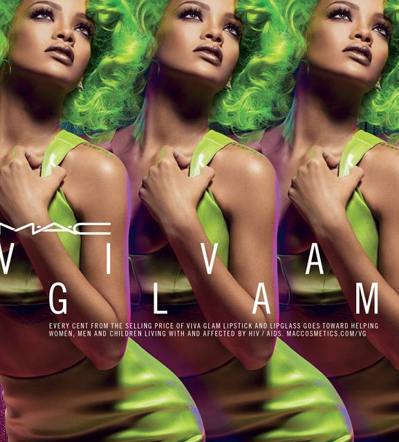 M•A•C, Rihanna para Viva Glam otoño 2014