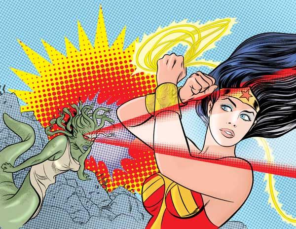 M•A•C Wonder Woman accesorios