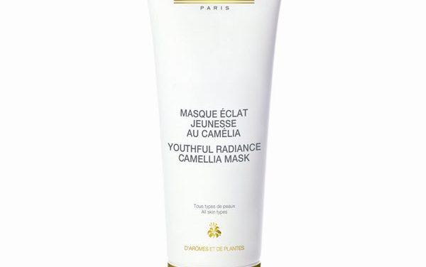 Masque Éclat Jeunesse au Camélia de Darphin