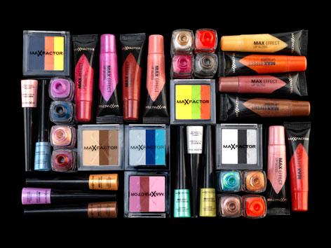 Max Factor Colour Effect, colección verano 2010