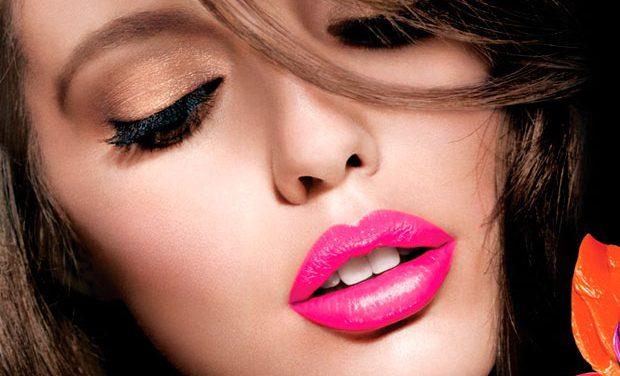 Explosión de color en los labios