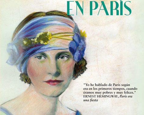 Mrs Hemingway en París, de Paula McLain (Alianza Editorial)
