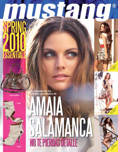 Mustang: colección primavera-verano 2010
