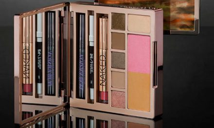 Naked On The Run, maquillaje completo en una paleta
