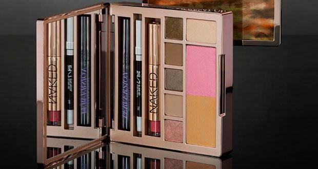 Naked On The Run, maquillaje completo en una paleta