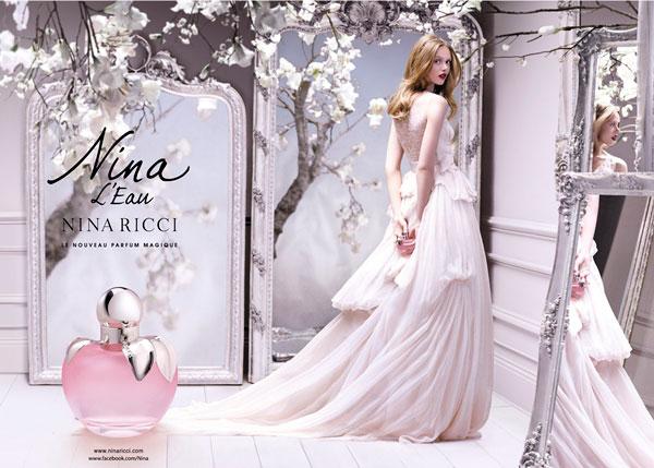 Nina L'Eau, erase una vez una princesa