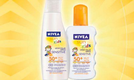 NIVEA SUN, La nueva protección para niños con piel sensible