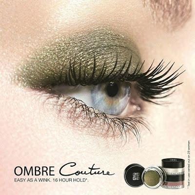 Ombre Couture, las Sombras de Alta Costura de Givenchy
