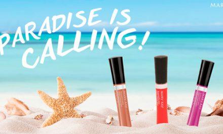 Paradise Calling es la colección primavera-verano de Mary Kay