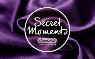 Secret Moments y sus Sensual Pharma Products, ya tenemos ganadora del sorteo