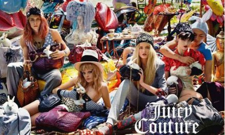 Peace, Love & Juicy Couture: la nueva fragancia