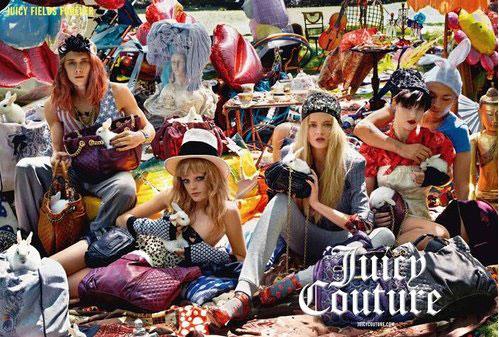 Peace, Love & Juicy Couture: la nueva fragancia