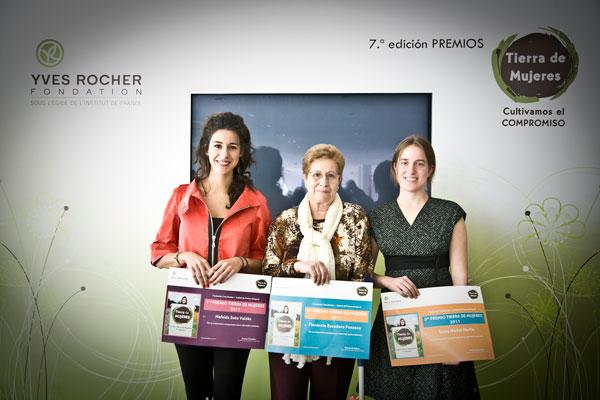 Premios Tierra de Mujeres de Yves Rocher