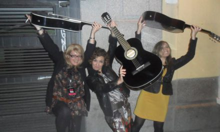 Presentación de la gira BLACK XS BE A ROCKSTAR 2011