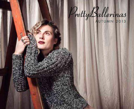 Pretty Ballerinas: colección otoño-invierno 2013-2014