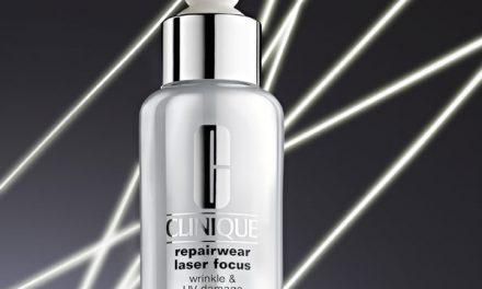 Clinique da una segunda oportunidad a tu piel con Repairwear Laser Focus Wrinkle & UV Damage Corrector