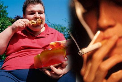 Riesgo de sobrepeso al abandonar el tabaco