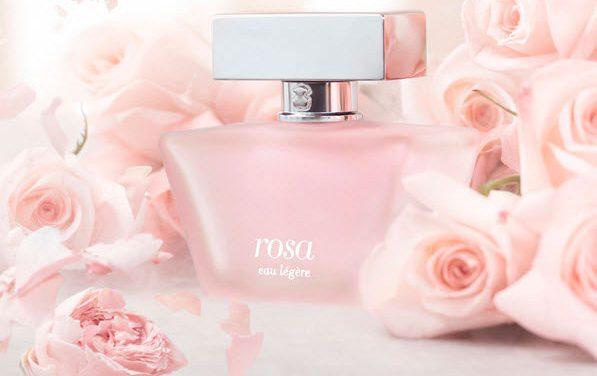 Rosa Eau Légère, es la nueva fragancia de Tous