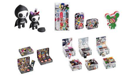 Sephora y el universo de la marca Tokidoki juntos en un mundo de belleza para estas navidades