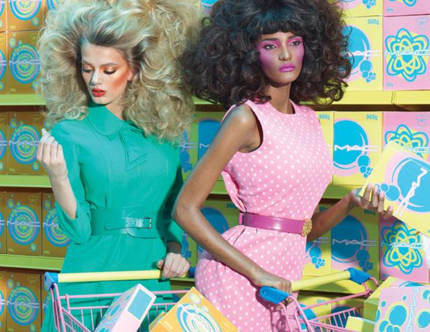 Shop M•A•C y Cook M•A•C llenan de color la primavera