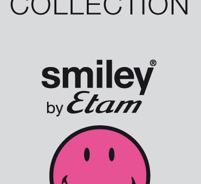 Smiley and Etam, la colección de pijamas más feliz