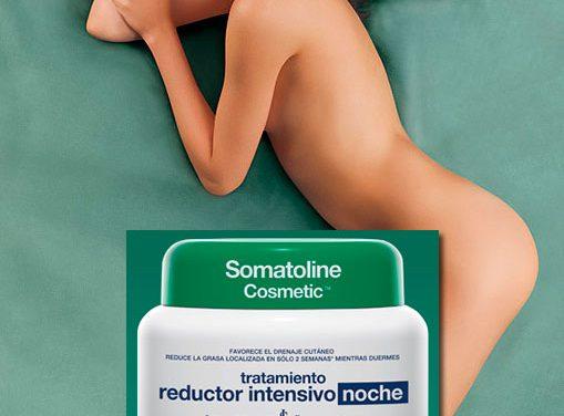 Somatoline Cosmetic, tratamiento reductor intensivo noche