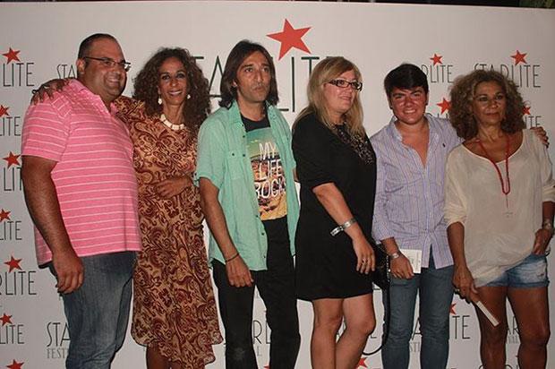 Starlite Festival, concierto de Rosario, Lolita y Antonio Carmona