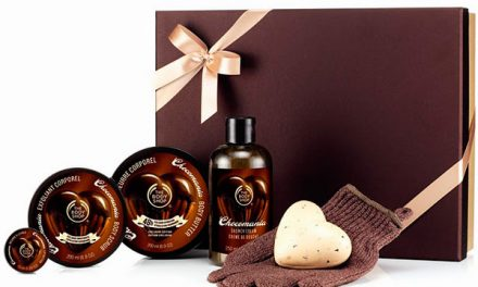 The Body Shop: La Chocomanía