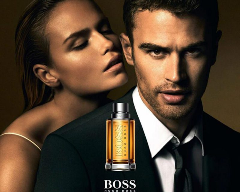 Boss The Scent, la fragancia más seductora de Hugo Boss