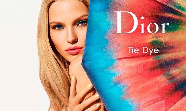 Tie & Dye es la colección de maquillaje de Dior para este verano