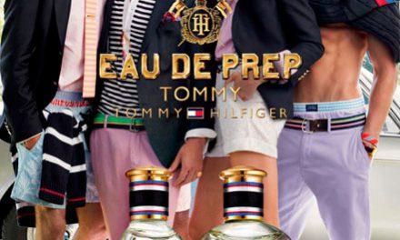 """Tommy Hilfiger lanza """"EAU DE PREP"""""""