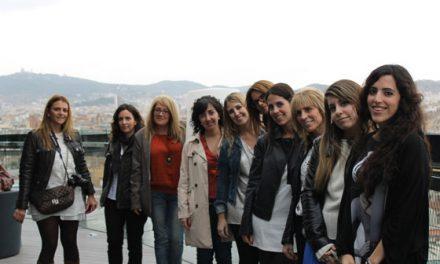 Tour por Barcelona con Sanex Dermo Repair