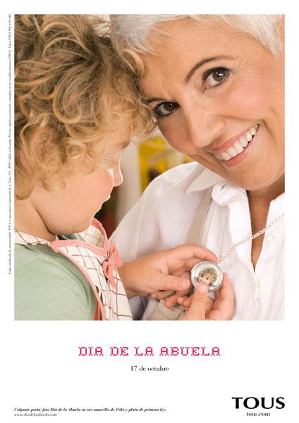 Porque ellas se lo merecen: Feliz Día de la Abuela